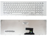 Клавиатура Sony VPC-EJ Series белая