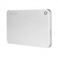Внешний HDD Toshiba Canvio Premium 2TB USB 3.0 Silver