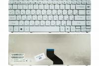Клавиатура для ноутбука Gateway NV49C Packard Bell EasyNote NM85 NM86 NM87 белая