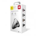 Автодержатель Baseus Small Ears Magnetic Bracket Black