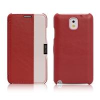 Чехол iCarer для Samsung Galaxy Note 3 Colorblock Red/White