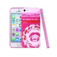 Чехол Remax для iPhone 5/5S/5SE Primitive 2 Pink