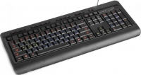 Клавиатура HQ-Tech KB-310FMC Black