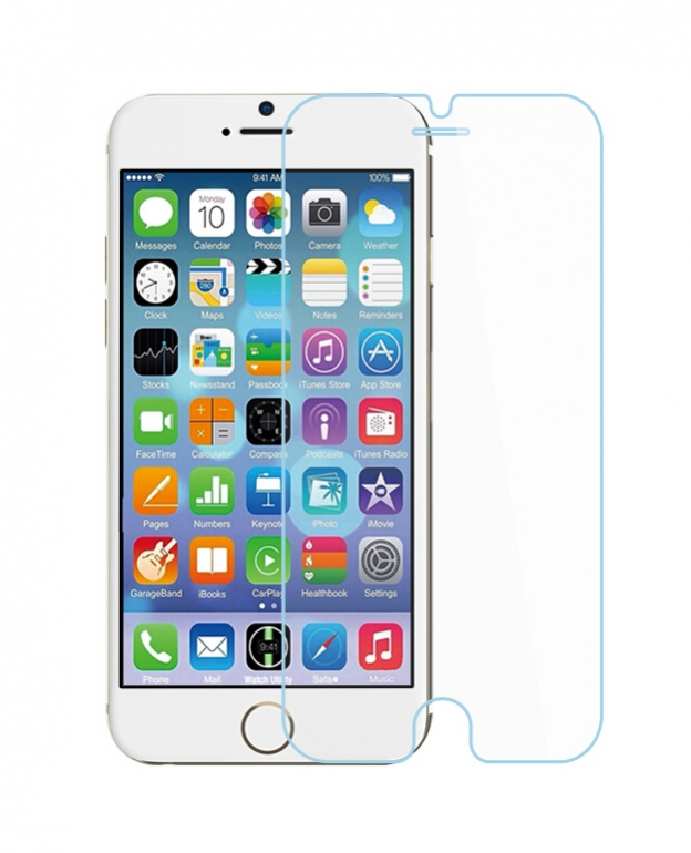 Защитное cтекло Devia для iPhone 6 Plus, iPhone 6S Plus, 0.2mm, 9H