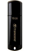USB накопитель Transcend JetFlash 350 16GB Black
