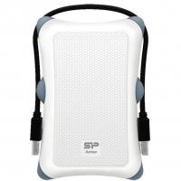 Внешний HDD Silicon Power Armor A30 1TB USB 3.0 White