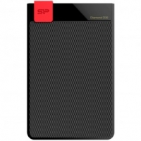 Внешний HDD Silicon Power Diamond D30 4TB USB3.0 Black