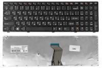 Клавиатура для ноутбука Lenovo IdeaPad B570 G570 G570A G570M G570S V570 Z570 V580 черная