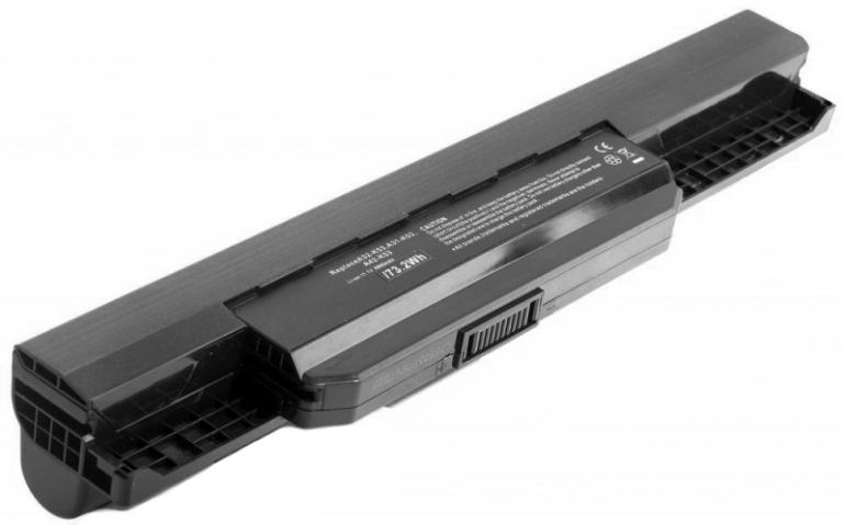 Батарея для ноутбука Asus A43 A53 K43 K53 X53 11.1V 6600mAh