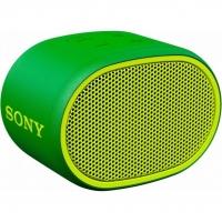Портативная акустика Sony SRS-XB01G Green