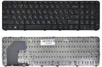 Клавиатура для ноутбука HP Pavilion Sleekbook 15-B черная