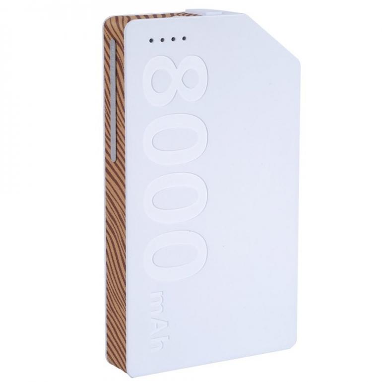 Внешний Аккумулятор Remax Platinum 8000 mAh White/Gold