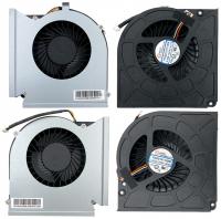Вентилятор MSI MS-17A1 MS-17A2 GT73 GT73VR GT73VR 6RE GT73VR 6RF GT75VR левый+правый