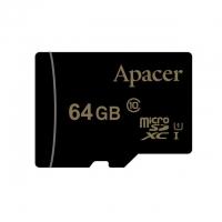 Карта памяти Apacer microSDXC 64GB Class 10 UHS-1 U1