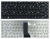 Клавиатура для ноутбука Acer Aspire 3830 4830 4755 ES1-511 ES1-520 ES1-521 ES1-522 ES1-411 ES1-431 E1-410 E1-422 V3-472 черная