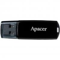 USB накопитель Apacer AH322 16GB Black