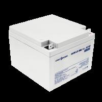Аккумулятор мультигелевый LogicPower AGM LPM-MG 12-26 AH SILVER