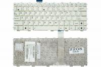 Клавиатура для ноутбука Asus Eee PC 1011CX 1011PX 1015BX 1015P 1015T 1018P X101C белая без рамки Прямой Enter