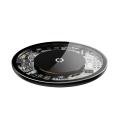 Беспроводное зарядное устройство Baseus Simple 10W Crystal