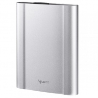 Внешний HDD Apacer AC730 1TB USB 3.1 Silver