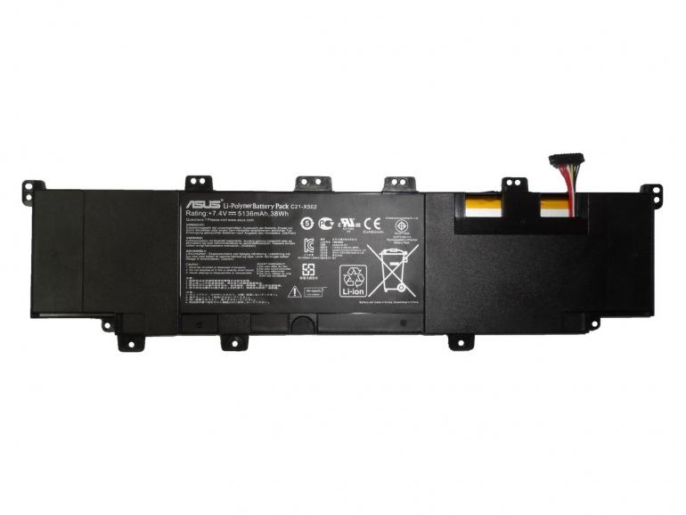 Батарея Asus X502 X502CA PU500C PU500CA V500C VivoBook S500C S500CA 7.4 V 5136mAh