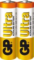 Батарейка GP Ultra Alkaline LR6 АА 1.5V 2шт.