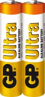 Батарейка GP Ultra Alkaline LR03 ААА 1.5V 2шт.