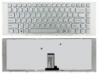 Клавиатура Sony VPC-EG Series белая