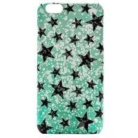 Чехол ARU для iPhone 6 Plus/6S Plus Twinkle Star Green