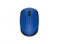 Мышь Logitech M171 Wireless Blue/Black