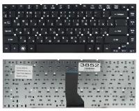 Клавиатура Acer Aspire 3830 4830 4755 ES1-511 ES1-520 ES1-521 ES1-522 ES1-411 ES1-431 E1-410 E1-422 V3-472, черная