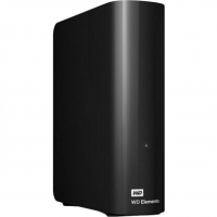 Внешний HDD Western Digital Elements Desktop 3TB USB 3.0 Black