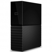 Внешний HDD Western Digital My Book 3TB USB 3.0 Black