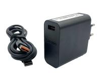 Оригинальный блок питания Lenovo 20V 3.25A, 5V 2 A 65W Special USB