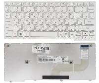 Клавиатура Lenovo Yoga 11S IdeaPad S210 S215 Flex 10 белая