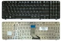 Клавиатура HP Compaq CQ61 G61, черная
