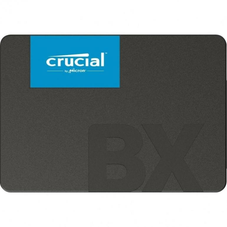 "Накопитель SSD Crucial 2.5"" 240GB BX500  SATA 3D TLC"
