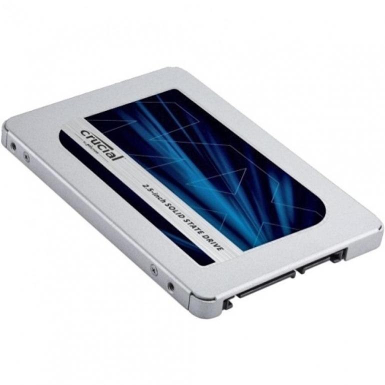 """Накопитель SSD Crucial 2.5"""" 500GB MX500 SATA III 3D TLC"""