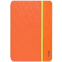 Чехол Devia для iPad Air/2017/2018 Luxury Orange