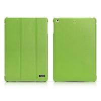 Чехол iCarer для iPad Air/2017/2018 Ultra-thin Genuine Green