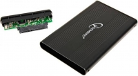"Карман Gembird для HDD 2.5"" USB 2.0 Black"