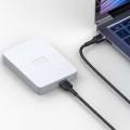 Кабель Baseus Cafule USB 3.0 to Micro-B 2A 1M Черный/Серый