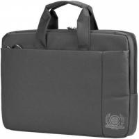 "Сумка для ноутбука 15.6"" Continent CC-215GR Gray"