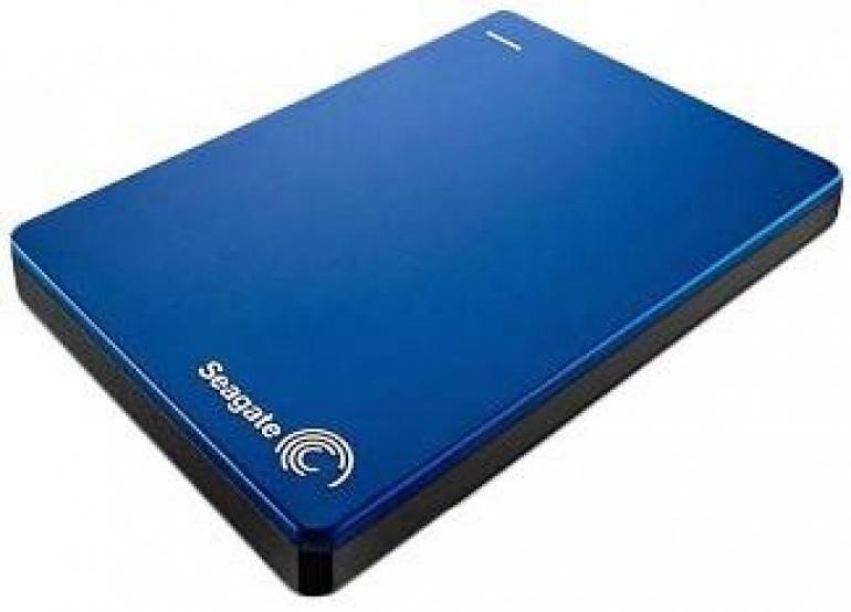 Внешний HDD Seagate Backup Plus Portable 1TB USB 3.0 Blue