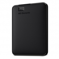 Внешний HDD Western Digital Elements 4TB USB 3.0 Black