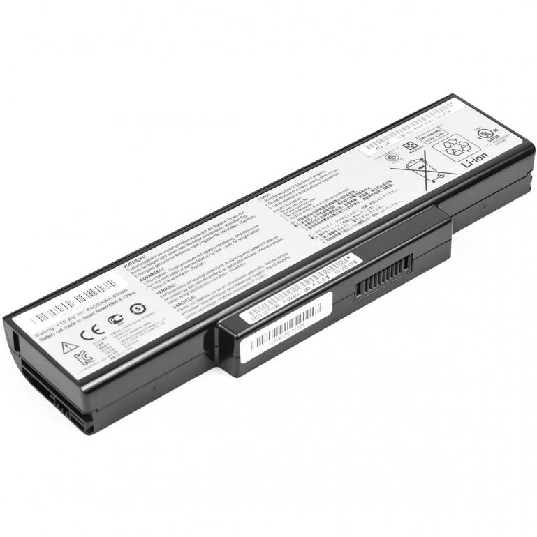 Батарея для ноутбука Asus A72 K72 K73 N71 N73 X77 11.1V 4400mAh