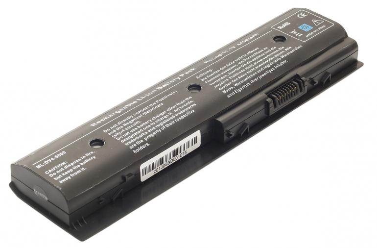 Батарея для ноутбука HP Pavilion DV6-7000 DV7-7000 DV7t-7000 DV4-5000 Envy m6-1000 11.1V 4400mAh