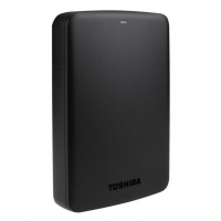 Внешний HDD Toshiba Canvio Basics 3TB USB 3.0 Black