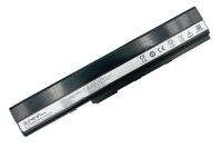 Батарея Elements PRO для Asus A40 A42 A52 A62 B53 F85 K42 K52 K62 10.8V 4400mAh