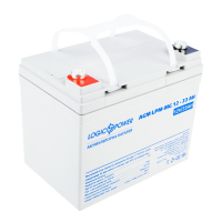 Аккумулятор мультигелевый LogicPower AGM LPM-MG 12-33 AH
